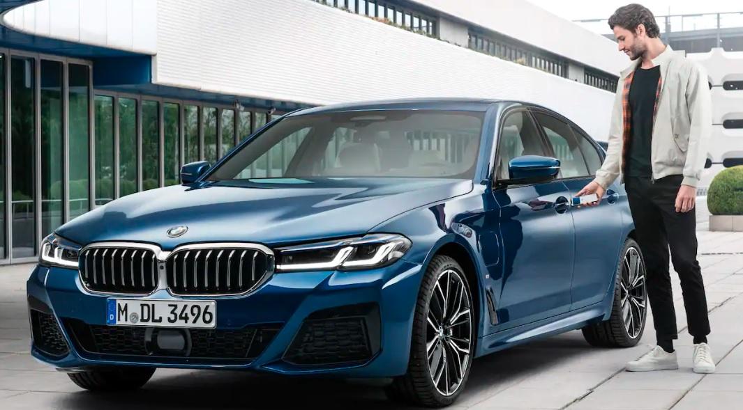 BMW es el primer fabricante de autos en permitir Digital Key