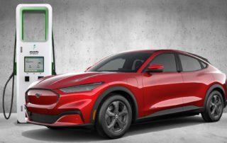 Ford Mustang Match e incluye recarga gratis en Electrify America