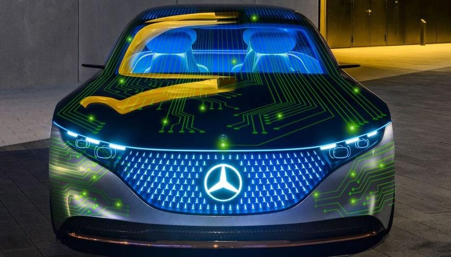 Mercedez_Benz y NVIDIA se unen para crear software de conducción automatizada