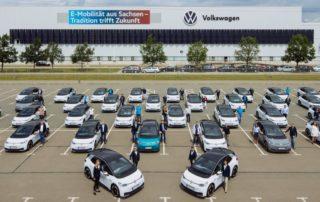 Volkswagen inicia pruebas de ID3 con sus empleados