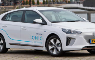 Hyundai tiene más mercado de EV que de combustión