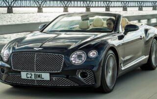 Bentley dejará de producir vehículos de combustión para centrarse en los modelos lujosos de vehículos eléctricos